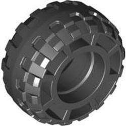 Black Tire 37 x 18R