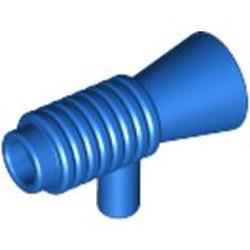 Blue Minifigure, Utensil Loudhailer / Megaphone / SW Blaster - used