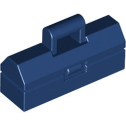 Dark Blue Minifigure, Utensil Toolbox