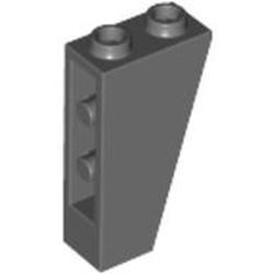 Dark Bluish Gray Slope, Inverted 75 2 x 1 x 3