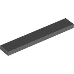 Dark Bluish Gray Tile 1 x 6 - new