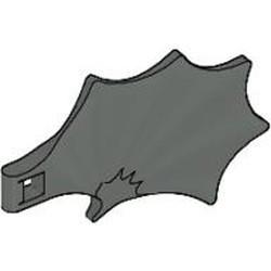 Dark Gray Dragon Wing - used