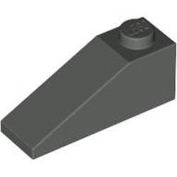 Dark Gray Slope 33 3 x 1 - used