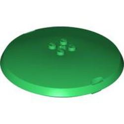 Green Container, X-Pod Top Cap 9 x 9 x 1 1/3