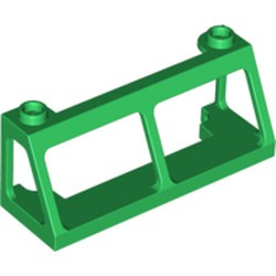 Green Windscreen 2 x 6 x 2 Train - new