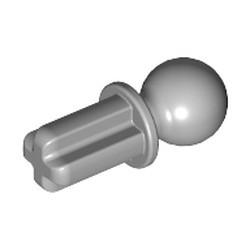 Light Bluish Gray Technic, Axle 1L with Tow Ball