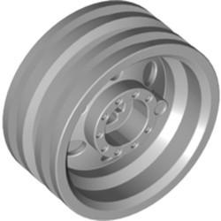Light Bluish Gray Wheel 30mm D. x 14mm (for Tire 43.2 x 14)