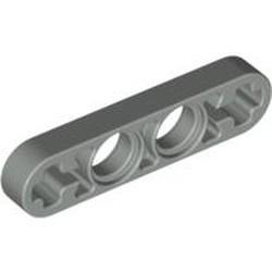 Light Gray Technic, Liftarm Thin 1 x 4 - Axle Holes