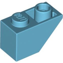 Medium Azure Slope, Inverted 45 2 x 1