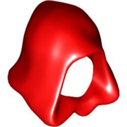 Red Minifigure, Headgear Hood