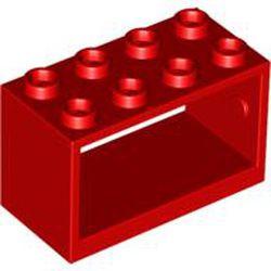 Red String Reel 2 x 4 x 2 Holder