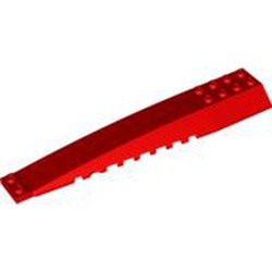 Red Wedge 16 x 4 Triple Curved - new