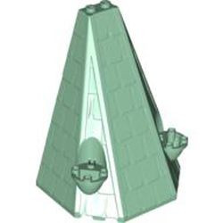 Sand Green Tower Roof 6 x 8 x 9