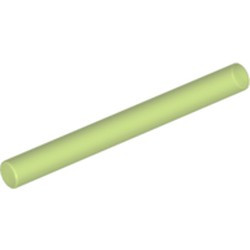 Trans-Bright Green Bar 4L (Lightsaber Blade / Wand) - new