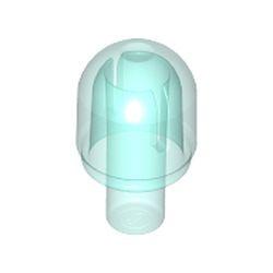 Trans-Light Blue Bar with Light Cover (Bulb) - new / Bionicle Barraki Eye