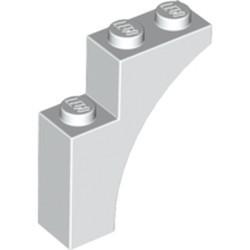 White Arch 1 x 3 x 3