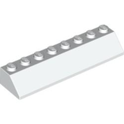 White Slope 45 2 x 8 - new