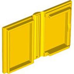 Yellow Minifigure, Utensil Book 2 x 3