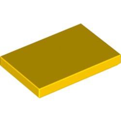 Yellow Tile 2 x 3
