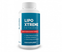 Lipo Xtreme, fat burner, 90 caps