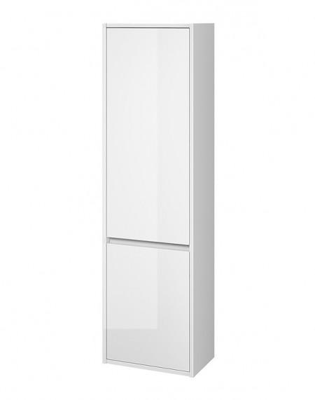 S924-022 alb Dulap coloana suspendat Crea Cersanit, 140 cm