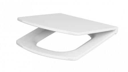 k98-0090 capac easy cersanit cu inchidere clasica alb