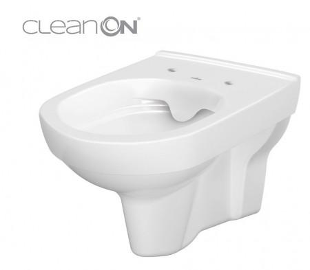 k35-028  vas wc suspendat city cersanit alb cleanon