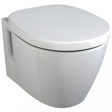 E804601 vas wc suspendat cu proiectie scurta ideal standar connect 48 cm alb