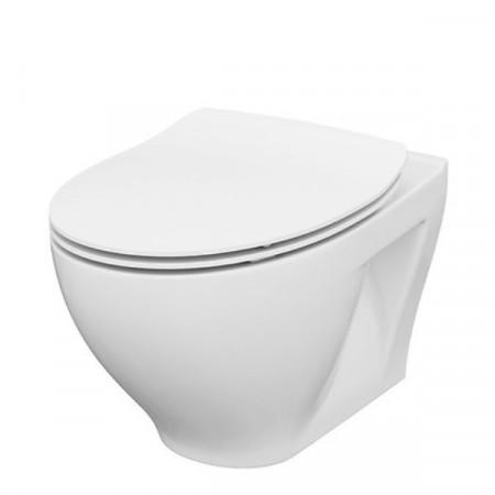 k701-147 vas wc suspendat moduo cleanon cersanit cu capac soft close