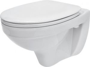 Vas wc suspendat Cersanit Delfi fara capac