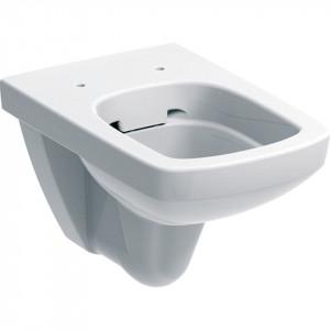 Vas WC suspendat Geberit Selnova Square Rimfree