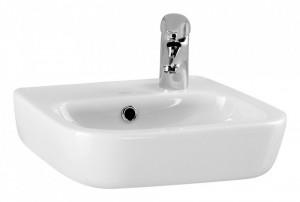 Lavoar Facile Cersanit de dreapta, 40 cm