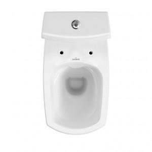 vas wc stativ carina cleanon cersanit cu rezervor si capac inchidere lenta