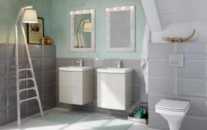 K102-003 cersanit easy cleanon vas wc suspendat