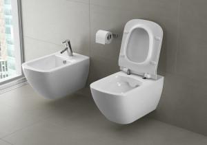 metropolitan cersanit ambient bideu si vas wc suspendat