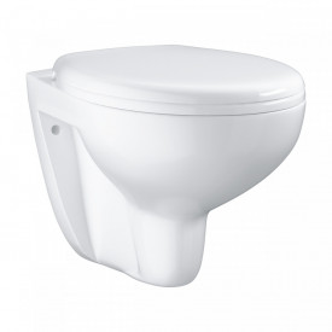 grohe bau ceramic rimless wc suspendat