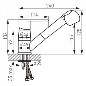 bag8 schita tehnica baterie algeo ferro