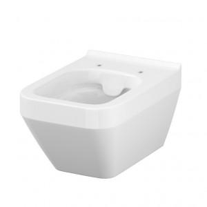 Vas wc suspendat Crea CleanOn Cersanit, rectangular