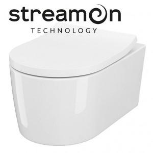 Vas wc suspendat Inverto StreamOn Cersanit