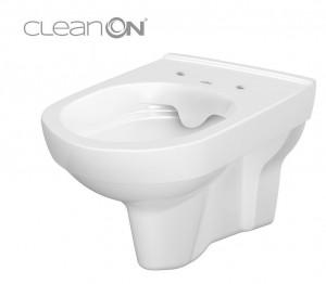 Vas wc suspendat Cersanit City CleanOn fara capac