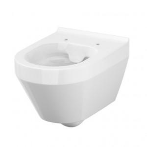 Vas wc suspendat Crea CleanOn Cersanit, oval