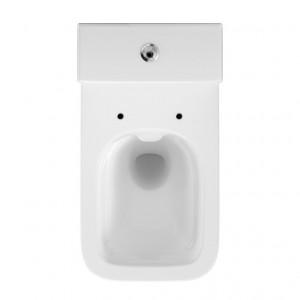 cersanit crea cleanon vas wc stativ cu capac inchidere lenta