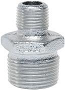 Niplu redus zincat Gebo Platinum