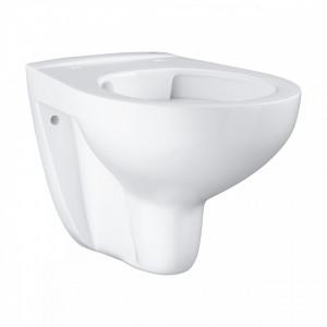 39427000 vas wc suspendat bau ceramic rimless grohe