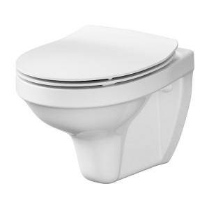 cersanit delfi vas wc suspendat alb