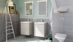 cersanit easy ambient capac vas wc mobilier