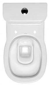 cersanit facile vas wc cu rezervor si capac soft close