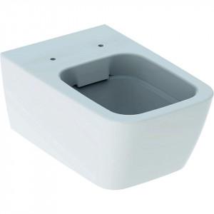 Vas wc suspendat Rimfree Geberit Icon Square
