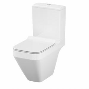 cersanit crea rectangular vas wc stativa capac doar rezervor