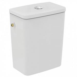 Rezervor wc Ideal Standard Connect Air Cube pentru combinat cu vas wc, alim. laterala